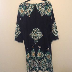 INC International Concepts Dresses - Great easy wear stylish dress!